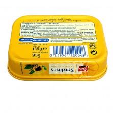 Sardine à l'huile de tournesol 135g BF-Sardines-panierexpress