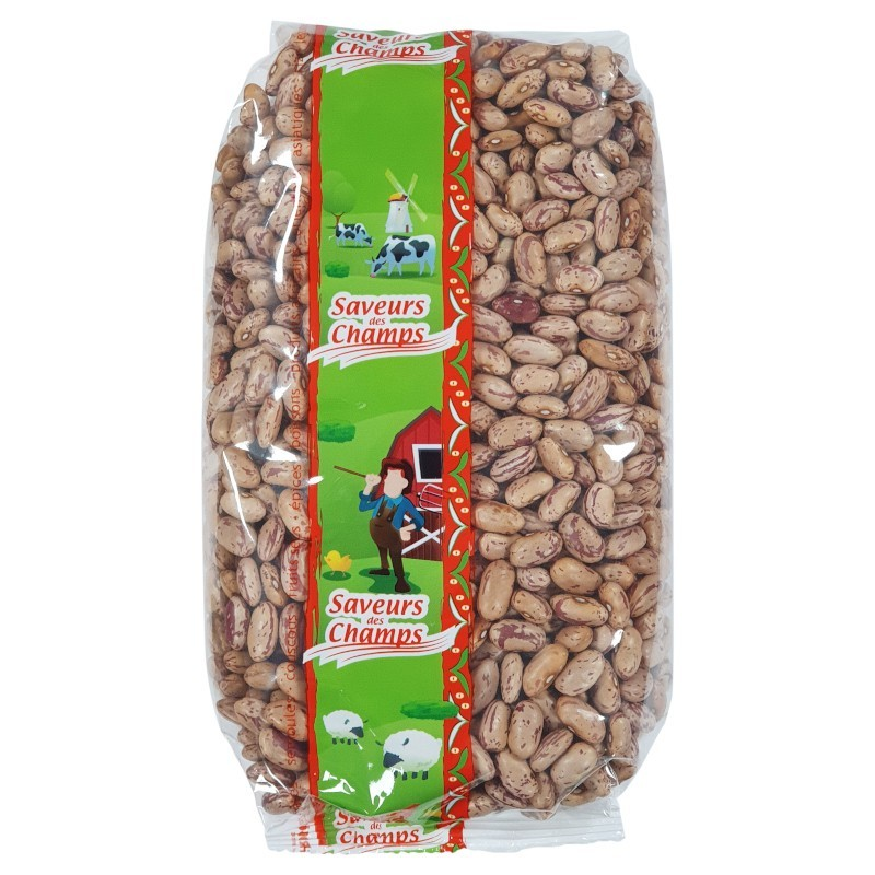 Haricots coco rose 1kg-Légumes secs-panierexpress