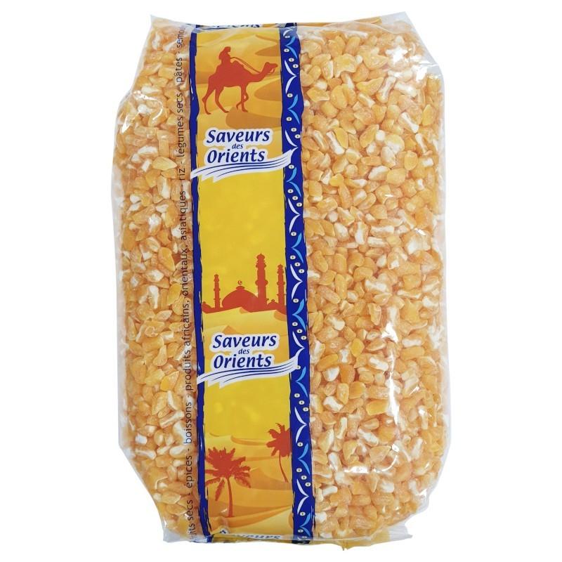 Mais dégermes 1kg-Farines et Céréales-panierexpress