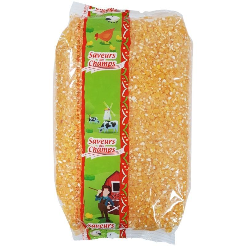 Mais cassé haïti 1kg-Farines et Céréales-panierexpress
