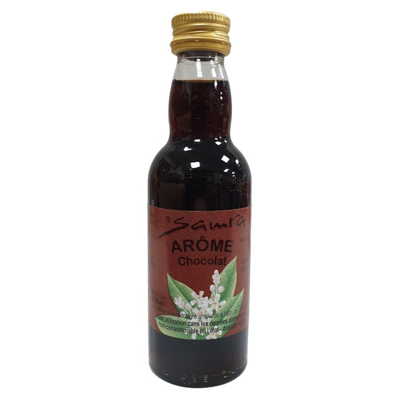 Arome chocolat 50cl samra-ÉPICERIE SUCRÉE-panierexpress