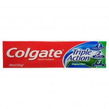 Dentifrice triple action...