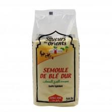 Semoule de blé extra-fine 1kg saveurs des orients-Semoules et Couscous-panierexpress