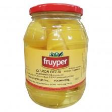Citron confit beldi 960g