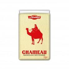 Semoule de blé moyenne chameau 1kg-Semoules et Couscous-panierexpress