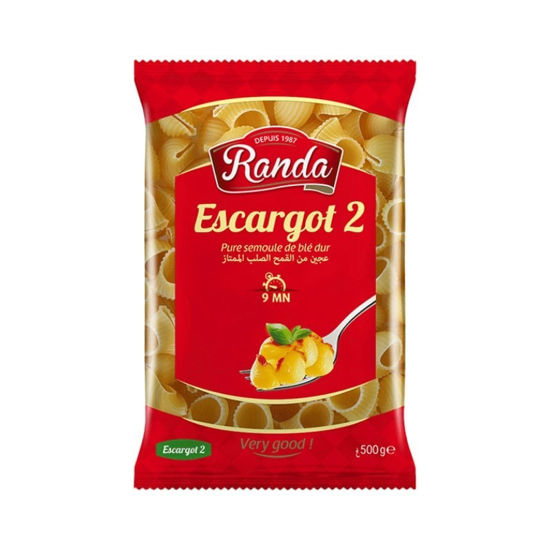 Escargot 2 500g randa-Pâtes et Nouilles-panierexpress