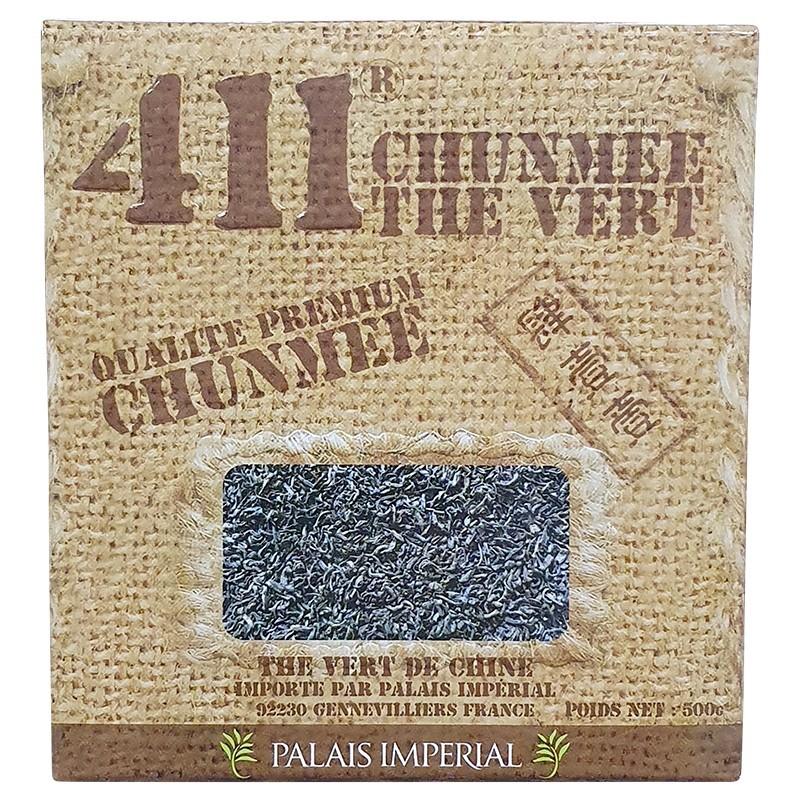 Thé vert chunmee 411 500g-Boissons chaudes-panierexpress