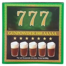 Thé vert de luxe Gunpowder...