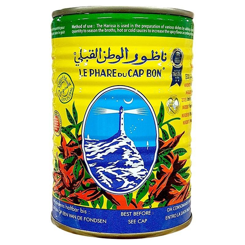 Harissa 380g 1/2 le phare du cap bon-Sauces et Condiments-panierexpress