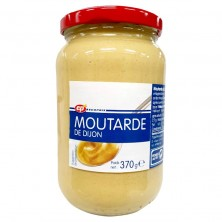 Moutarde bocal 370g ep