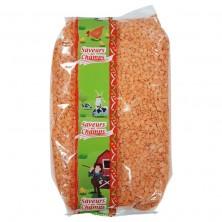 Lentille corail 1kg