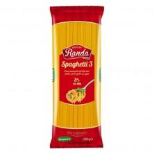 Spaghetti 3 500g randa