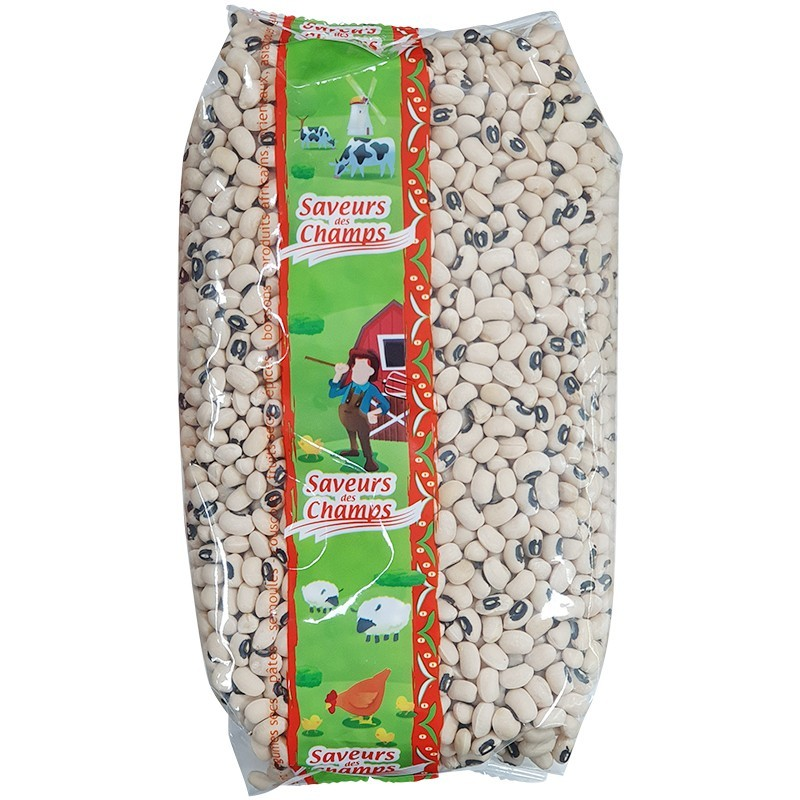 Haricots cornilles 1kg-Légumes secs-panierexpress