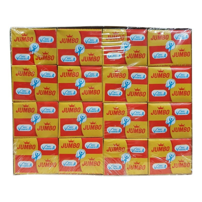 Cube display 48 x 10g jumbo-Aide à la cuisine, bouillon-panierexpress