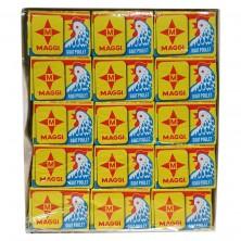 Cube poulet maggi étoile 60...