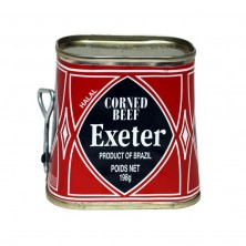 Corned beef 198g exeter-Poissons, Bœuf et Volaille-panierexpress