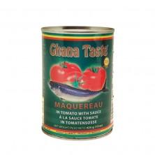 Maquereaux sauce tomate...