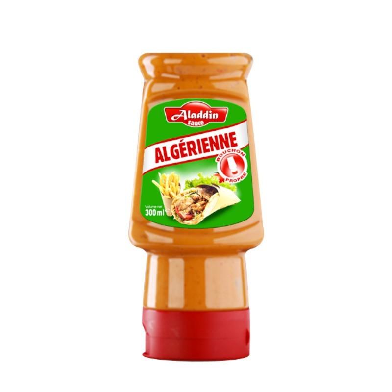 Sauce algérienne 300ml aladdin-Sauces et Condiments-panierexpress
