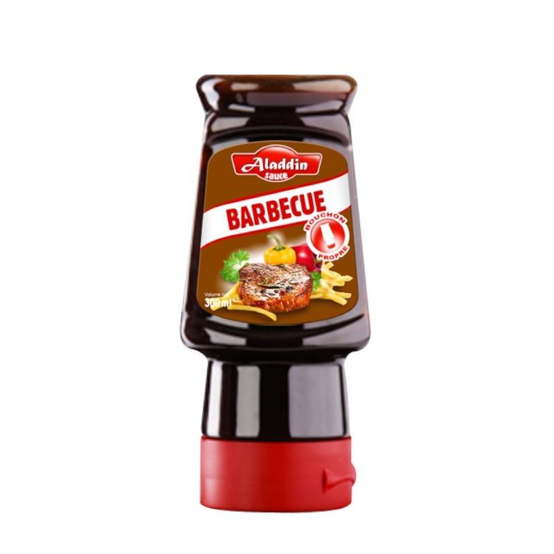 Sauce barbecue 300ml aladdin-Sauces et Condiments-panierexpress