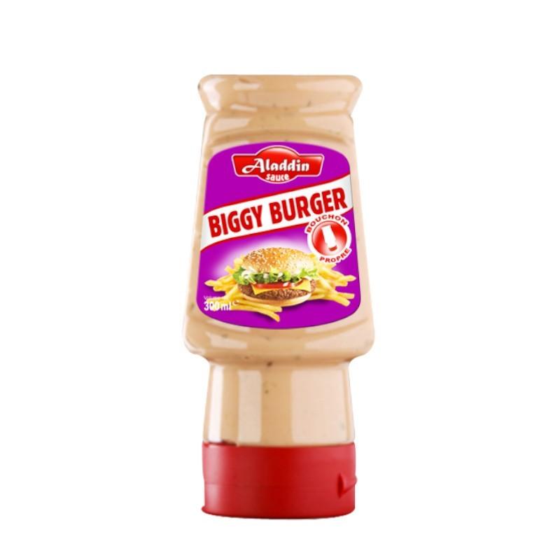 Sauce biggy burger 300ml aladdin-Sauces et Condiments-panierexpress