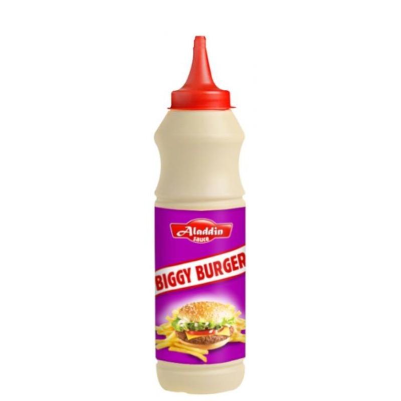 Sauce biggy burger 500ml aladdin-Sauces et Condiments-panierexpress