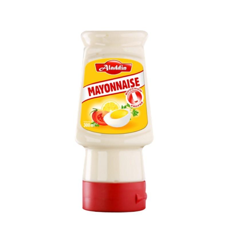 Sauce mayonnaise 300ml aladdin-Sauces et Condiments-panierexpress