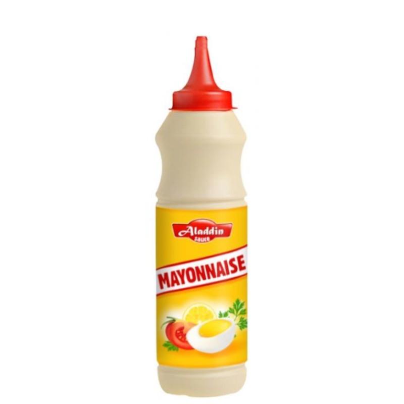 Sauce mayonnaise 500ml aladdin-Sauces et Condiments-panierexpress