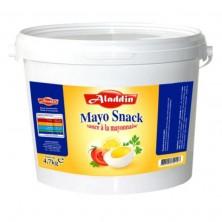 Sauce mayonnaise aladdin 5l