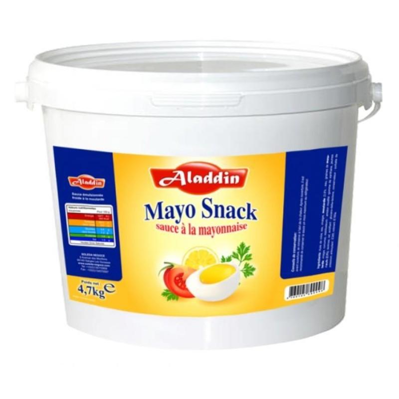 Sauce mayonnaise aladdin 5l-Sauces et Condiments-panierexpress