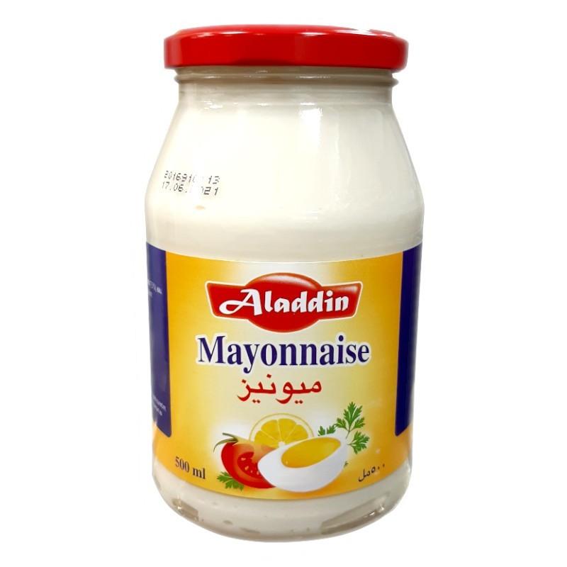 Sauce mayonnaise 500g aladdin-Sauces et Condiments-panierexpress