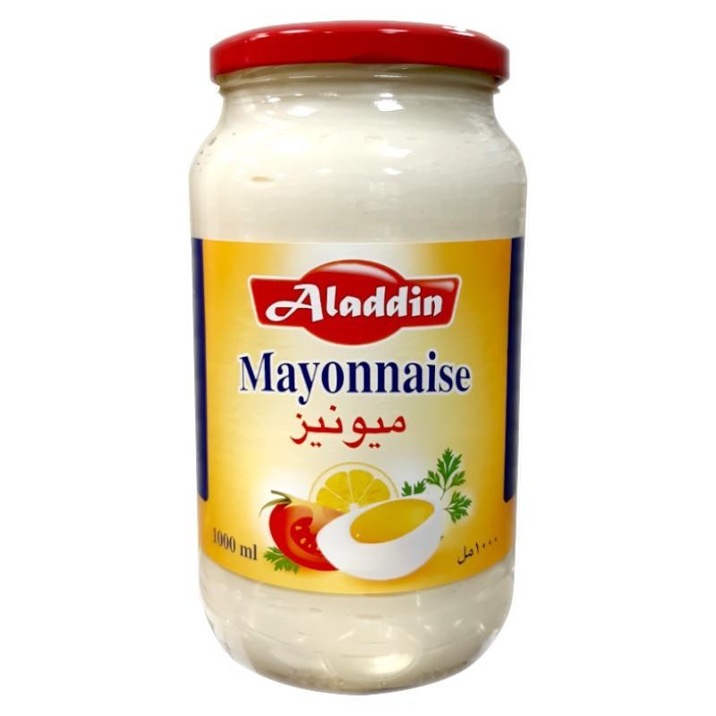 Sauce mayonnaise 1kg aladdin-Sauces et Condiments-panierexpress