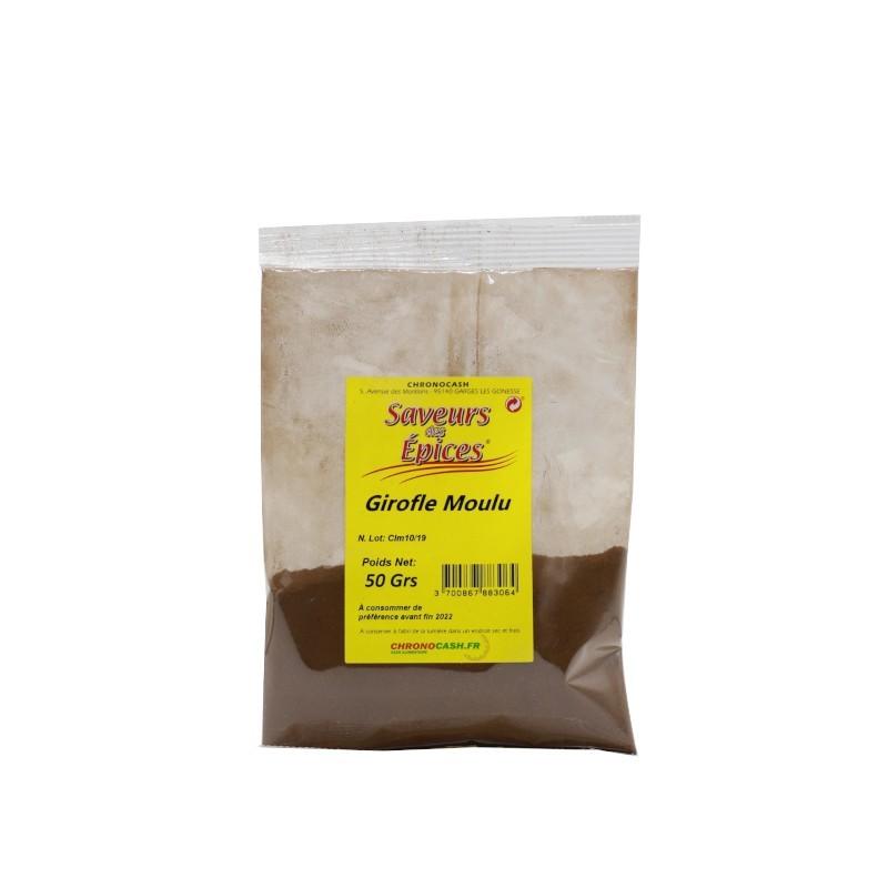 Girofle moulu 100g-Epices sel & poivres-panierexpress