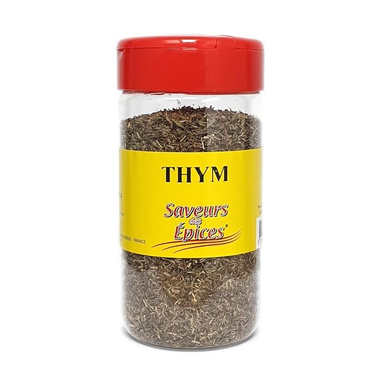 Thym entier pot 80g-Epices sel & poivres-panierexpress