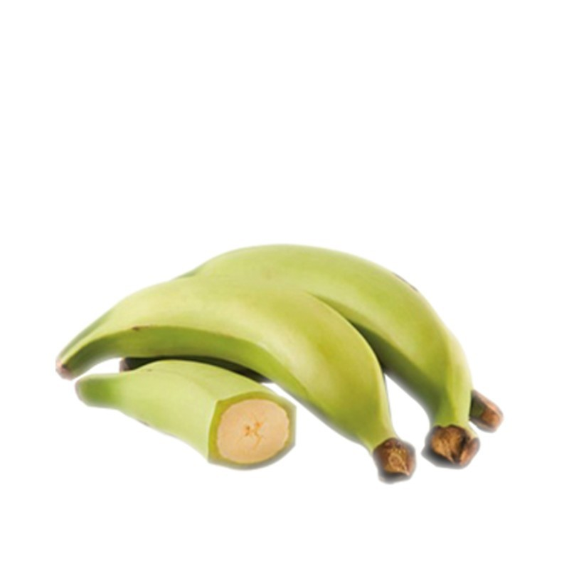 Banane plantain vert 1kg-Fruits et légumes-panierexpress