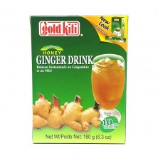 Infusion gingembre gold...