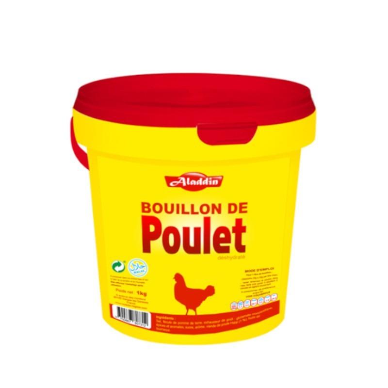 Bouillon poulet 1kg-ÉPICERIE SALEE-panierexpress