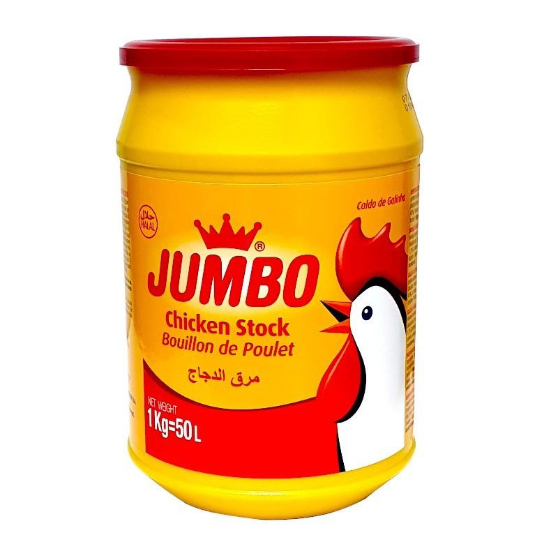 Bouillon poudre poulet 1kg jumbo-ÉPICERIE SALEE-panierexpress
