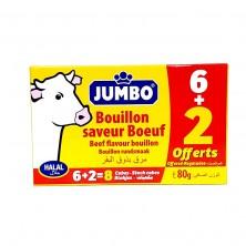 Tablette jumbo bœuf 80g