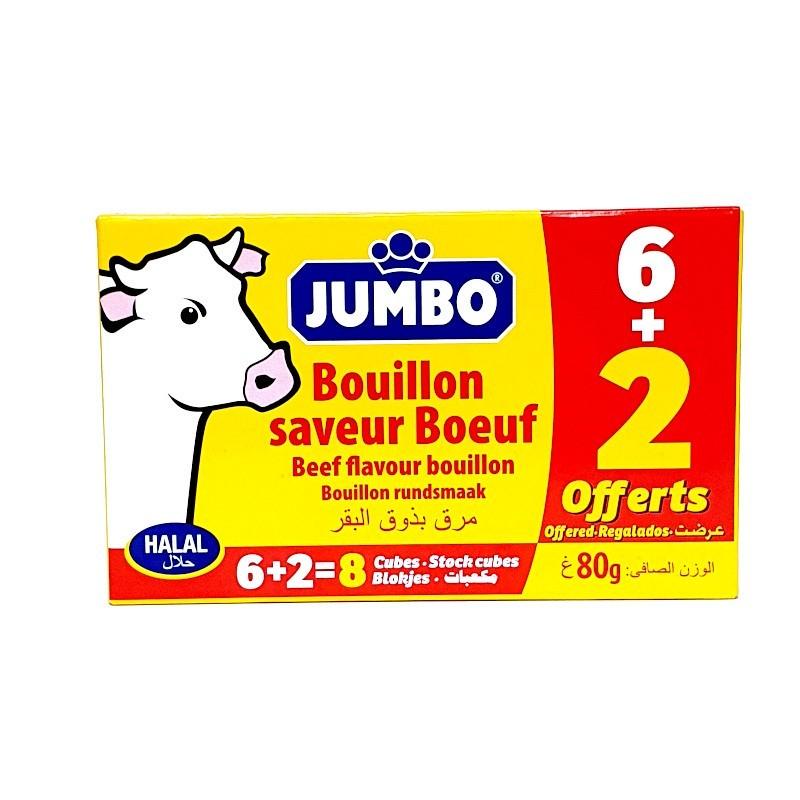 Tablette jumbo bœuf 80g-Aide à la cuisine, bouillon-panierexpress