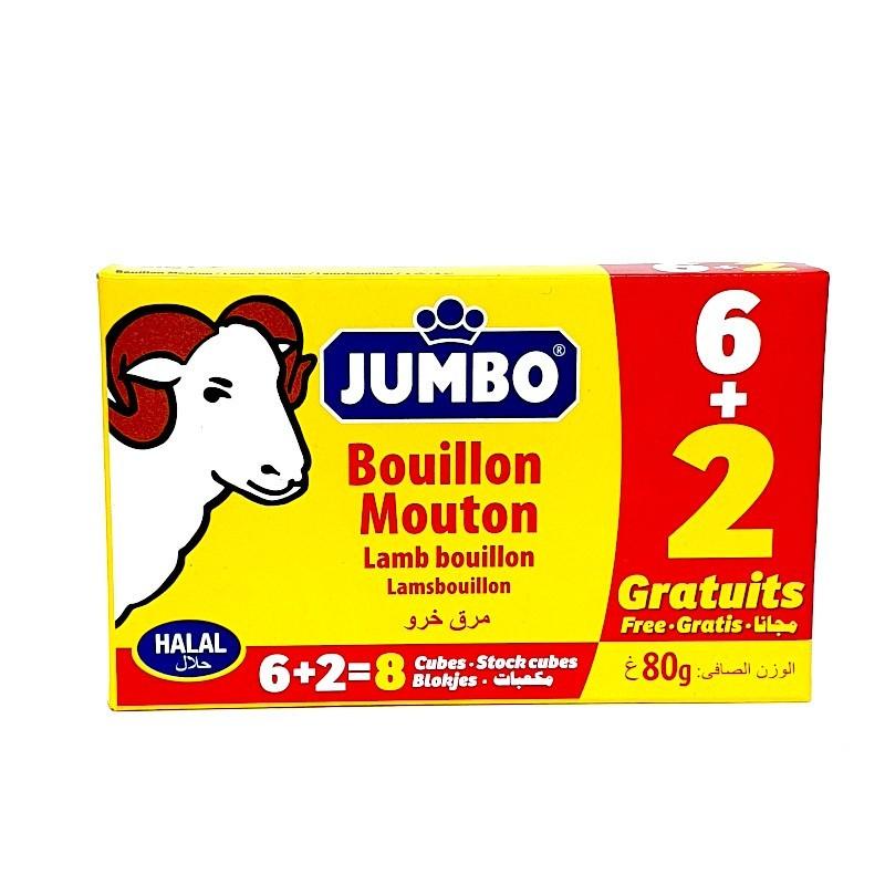 Tablette jumbo mouton 80g-Aide à la cuisine, bouillon-panierexpress