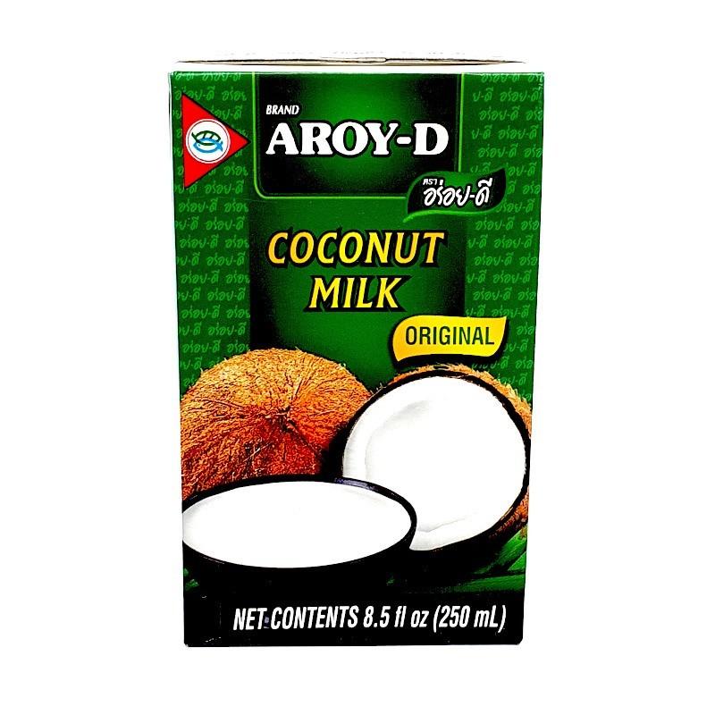 Lait de coco 250ml aroy-d-Lait et Crème de Coco-panierexpress
