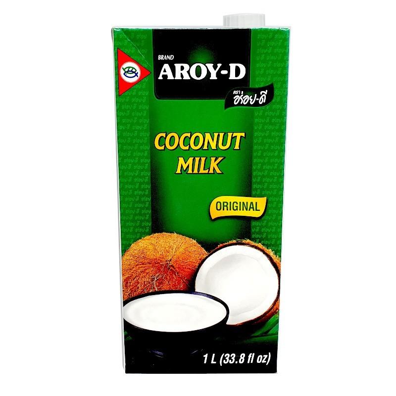 Lait de coco 1l aroy-d-Lait et Crème de Coco-panierexpress